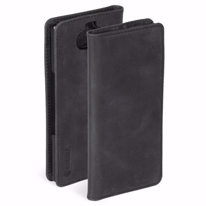 Picture of Krusell Krusell Sunne 2 Card Folio Wallet Case for Sony Xperia 10 in Black