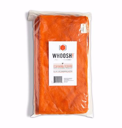 Picture of Whoosh Whoosh Antimicrobial Microfiber Cloths (12 Pack)