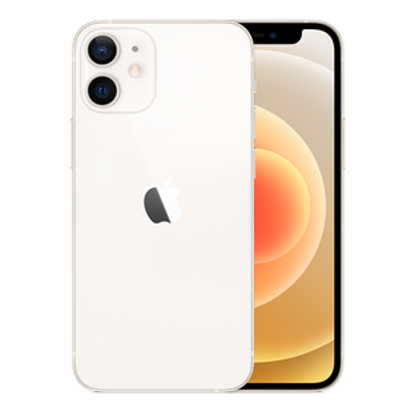 Picture of Apple iPhone 12 mini 256GB White (MGEA3B)
