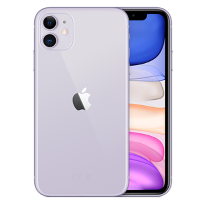 Picture of Apple iPhone 11 64GB Purple (MHDF3B)